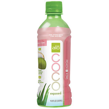SPI West Port, Inc. Coco Exposed Peach + Kiwi - 12 Drinks - Protein Drinks