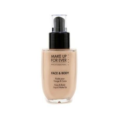 MAKE UP FOR EVER Face & Body Liquid Makeup Porcelain 2 1.69 oz