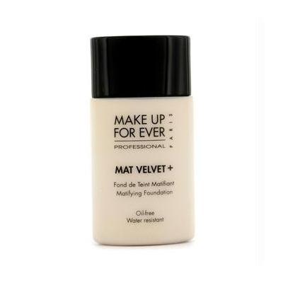 MAKE UP FOR EVER Mat Velvet + Matifying Foundation No. 20 - Ivory 1.01 oz