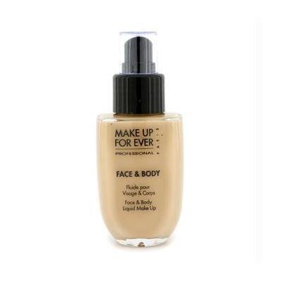 MAKE UP FOR EVER Face & Body Liquid Makeup Alabaster Beige 32 1.69 oz