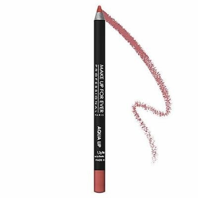 MAKE UP FOR EVER Aqua Lip Waterproof Lipliner Pencil Rosewood 2C 0.04 oz