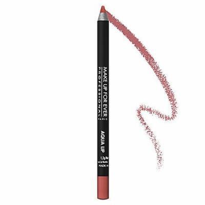 MAKE UP FOR EVER Aqua Lip Waterproof Lipliner Pencil Rosewood 2C 0.04 oz