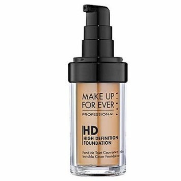 MAKE UP FOR EVER HD Invisible Cover Foundation 153 Golden Honey 1.01 oz