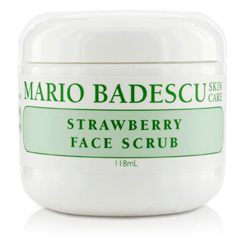 Mario Badescu Strawberry Face Scrub, 4 oz