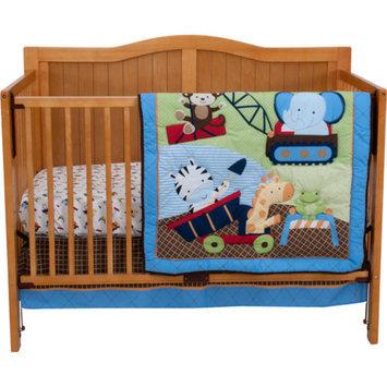 RIEGEL Riegel Under Construction 3-Piece Crib Bedding Set