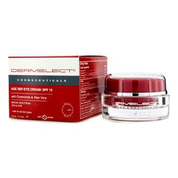 Dermelect Age DefEye Cream SPF 15 0.5 oz