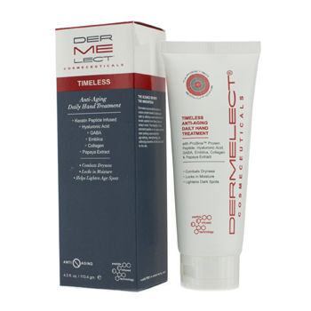 Dermelect Cosmeceuticals - Timeless Anti-Aging Hand Treatment (No Color) - Beauty