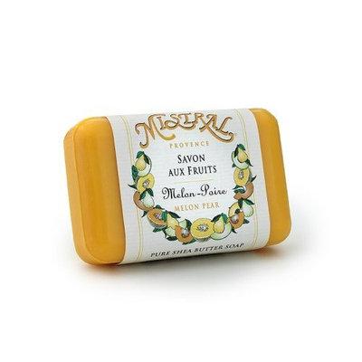 Mistral Shea Butter Soap, Melon Pear, 7-Ounce Bar