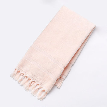 LC Lauren Conrad Fringe Hand Towel