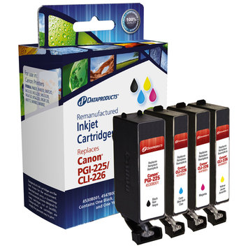Dataproducts DPC225226MP Remanufactured Inkjet Cartridges