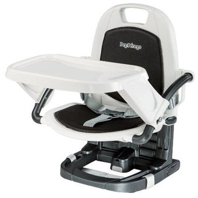 Babies R Us Peg Perego Rialto Booster Chair in Licorice