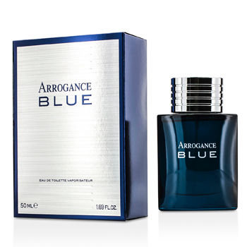 Arrogance Blue Eau De Toilette Spray 50ml/1.69oz