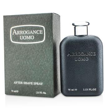 Arrogance Uomo After Shave Spray 75ml/2.5oz
