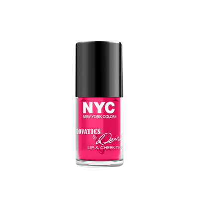 NYC New York Color Lovatics by Demi Lip and Cheek Tint