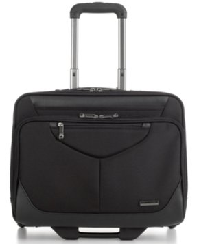 Samsonite Rolling Mobile Overnighter Laptop Briefcase