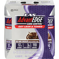 EAS AdvantEDGE Carb Control Rich Dark Chocolate Ready-to-Drink Shake