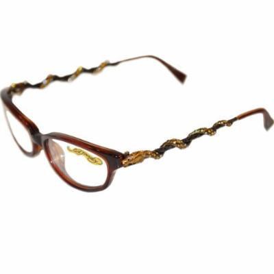ED HARDY EHO 710 color HAZEL Eyeglasses