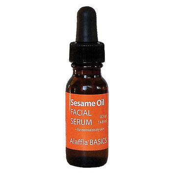 Alaffia - Sesame Oil Facial Serum - 0.5 oz.