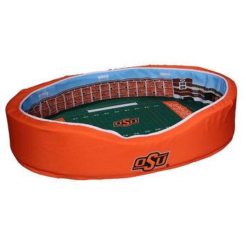 Ncaa Oklahoma State Cowboys Stadium Pet Bed - M (Oks Team)