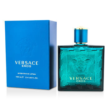 Versace 17855186605 Eros After Shave Lotion - 100 ml.