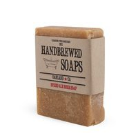 Handbrewed All Natural Beer Soap - Spiced Ale