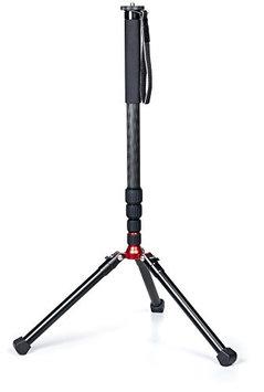 Tiltall BM-868 Kit - MP-284C Monopod & TE-188 Leg Brace