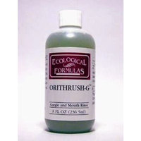 Ecological Formulas - Orithrush-D 8 oz Health and Beauty