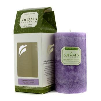 Serenity Aromatherapy Women One X Inch Pillar Aromatherapy Candle