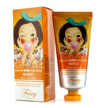 Fascy - Moisture Bomb Hand Cream - Mango 80ml/2.6oz
