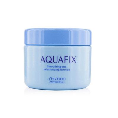 Shiseido Aquafix Smoothing and Retexturizing Formula Hair Care