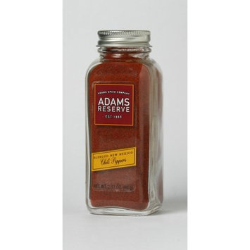 Adams Extracts Blended New Mexico Chile Pepper, 2.11-Ounce Glass Jar (Pack of 6)