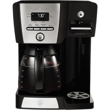 Mr. Coffee 12 Cup Programmable Coffeemaker with Hot Shot Water Station Reviews Find the Best ...