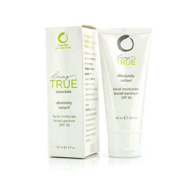 Being True Essential Absolutley Radiant Facial Moisturizer Spf 30