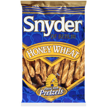 Snyder of Berlin Honey Wheat Pretzels, 10 oz