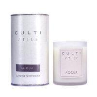 CULTI MILANO Stile Collection Scented Candle - Aqqua - 6.7 oz