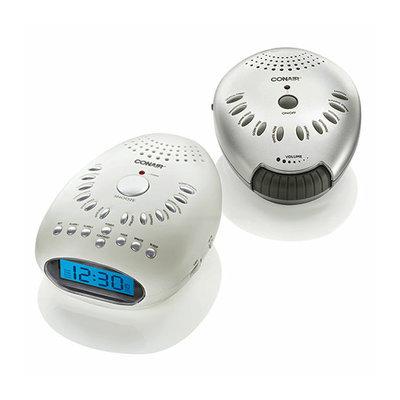 Conair SU1W Silver Sound Therapy Unit