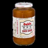 Gold's Sweet & Sour Duck Sauce