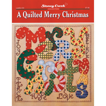 Stoney Creek Collection, Inc. Stoney Creek A Quilted Merry Christmas