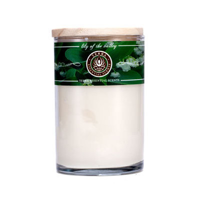 Lily of the Valley Soy Candle 12 Oz Tumbler. a Peaceful & Welcoming Bl