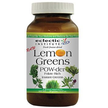 Lemon Greens FDP 90 gm by Eclectic Institute Inc