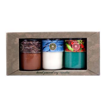 Candle Gift Set 259467 Candle Gift Set