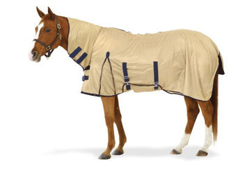 Equiessentials Softmesh Combo Fly Sheet with Belly Band