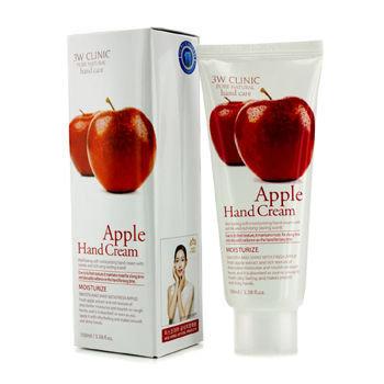 3W Clinic - Apple Hand Cream 100ml