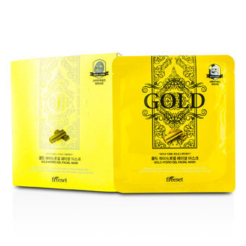 Freeset - Gold Hydro Gel Facial Mask 5 sheets