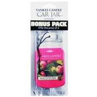 Yankee Candle 3 pk Macintosh Apple Car Jar