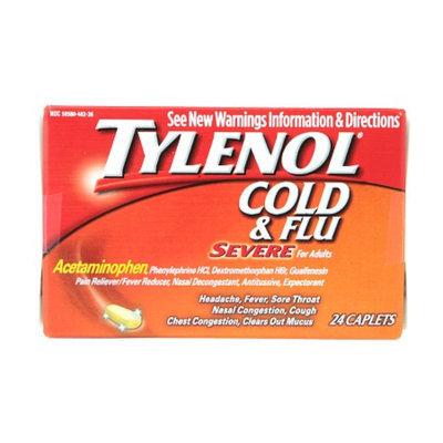 Tylenol Cold & Flu Caplets