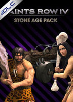 Volition Saints Row IV - Stone Age Pack