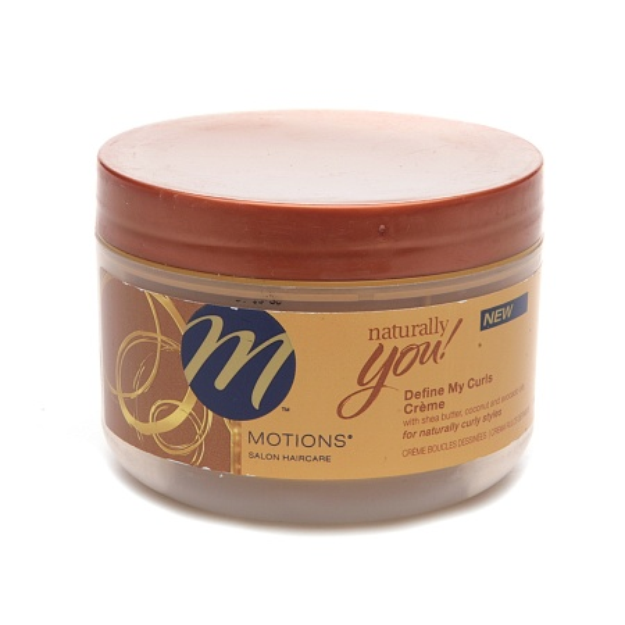 Motions Naturally You! Define My Curls Creme