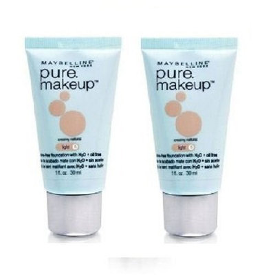 Maybelline Pure Makeup # 630 creamy natural light 5 / 2pcs