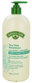 Nature's Gate - Conditioner Calming Tea Tree - 32 oz.